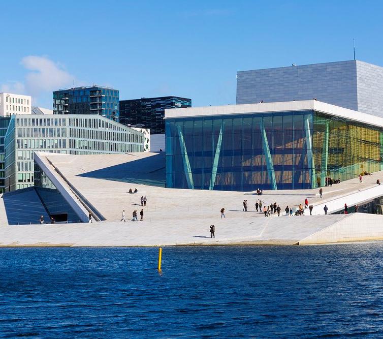 Picture 14 - Oslo Opera House - Credits Visit Oslo - Didrick Stenersen