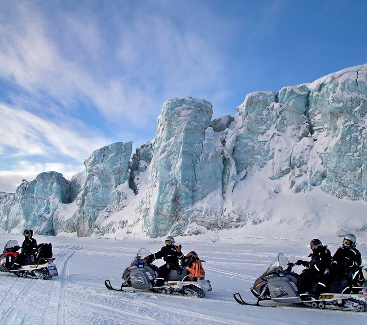 Picture 7 - Svalbard Snowmobile Glacier_Marcela-Cardenas
