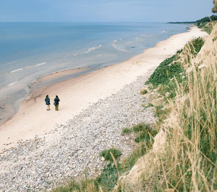 Baltic-sea-coast-in-Kurzeme-autors-Jānis-Bautra