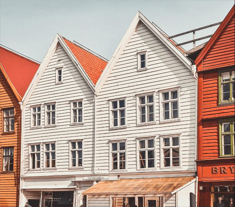 Bryggen Bergen houses - credits Bea Fladstad