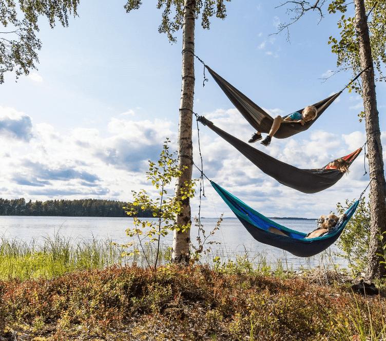 Finland_Saimaa_hammocks_-credits-Mikko-Nikkinen-Visit-Finland