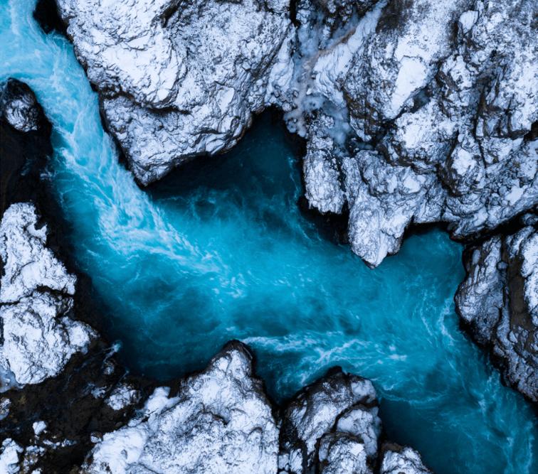 Iceland-river