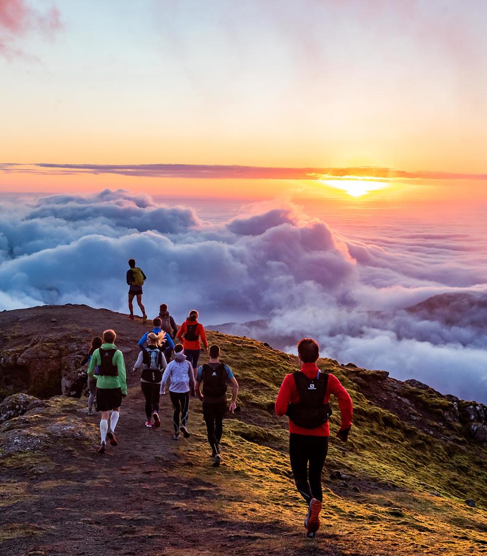 Útilív Adventure Festival, running, trail running, festival, event, mountains