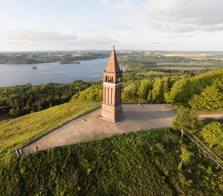 Himmelbjerget i Skanderborg