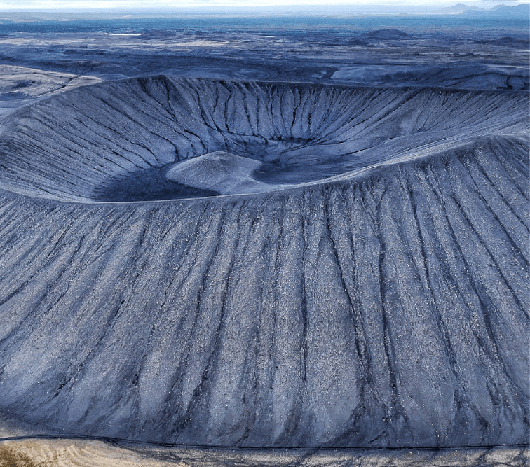 Volcano-in-Iceland